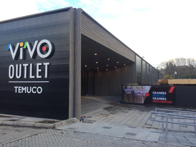 Mall Outlet Vivo Temuco